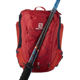Salomon Agile 12 Backpack red